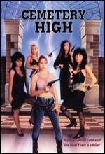 Cemetery High (1987) afişi