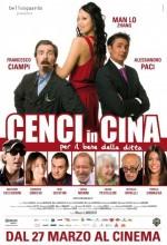 Cenci In Cina (2009) afişi