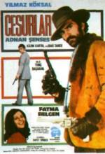 Cesurlar (1972) afişi
