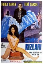 Cevriye'nin Kızları (1972) afişi
