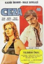 Ceza (1974) afişi