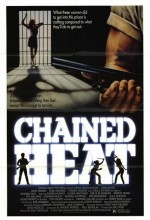 Chained Heat (1983) afişi