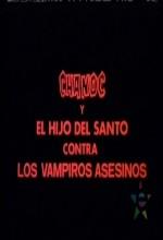 Chanoc Y El Hijo Del Santo Contra Los Vampiros Asesinos (1981) afişi