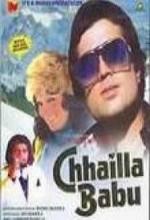 Chhailla Babu (1977) afişi