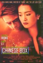 Chinese Box (1997) afişi