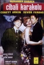 Cibali Karakolu (1966) afişi