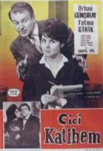 Cici Katibem (1960) afişi