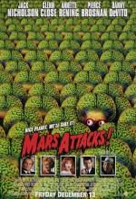 Çılgın Marslılar (1996) afişi