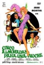 Cinco Almohadas Para Una Noche (1974) afişi