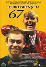 Cirkusrevyen 67 (1967) afişi