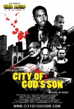 City Of God's Son (2009) afişi