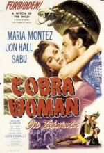 Cobra Woman (1944) afişi