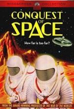Conquest Of Space (1955) afişi