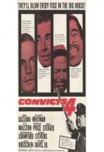 Convicts 4 (1962) afişi