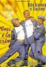 Così è La Vita (1998) afişi