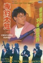 Crocodile Hunter (1989) afişi