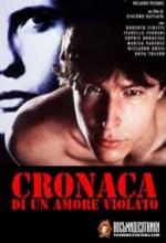Cronaca Di Un Amore Violato (1996) afişi