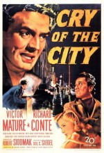 Cry Of The City (1948) afişi