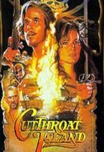 Cutthroat Island (1995) afişi