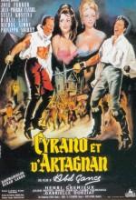 Cyrano et d'Artagnan (1964) afişi