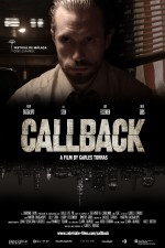 Callback (2016) afişi