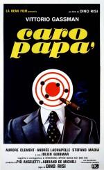 Caro Papà (1979) afişi