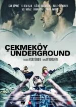 Çekmeköy Underground (2015) afişi