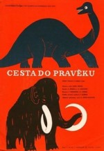 Cesta do praveku (1955) afişi