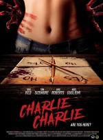 Charlie Charlie (2016) afişi