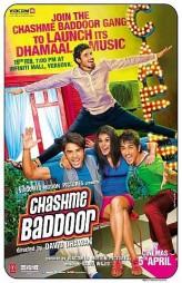 Chashme Baddoor (2013) afişi