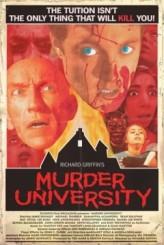 Cinayet Üniversitesi (2012) afişi