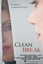 Clean Break (2014) afişi