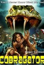 CobraGator (2016) afişi
