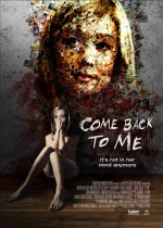 Come Back to Me (2014) afişi