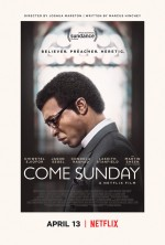 Come Sunday (2018) afişi