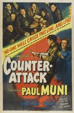 Counter-Attack (1945) afişi