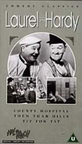County Hospital (1932) afişi