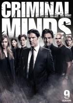 Criminal Minds Sezon 9 (2013) afişi