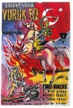 Dağlar Şahini Yörük Efe (1959) afişi