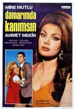 Damarımda Kanımsın (1970) afişi