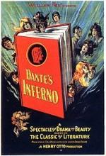 Dante's Inferno (1924) afişi