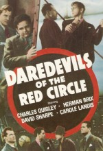 Daredevils Of The Red Circle (1939) afişi