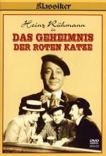 Das Geheimnis Der Roten Katze (1949) afişi