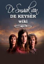 De Smaak Van De Keyser (2008) afişi