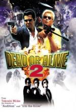 Dead or Alive 2: Runaway (2000) afişi