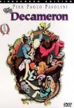 Dekameron (1971) afişi