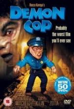 Demon Cop (1990) afişi