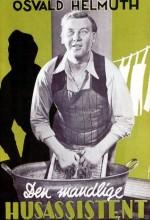 Den Mandlige Husassistent (1938) afişi