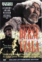 Dersu Uzala (1975) afişi