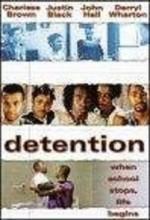 Detention (v) (1998) afişi